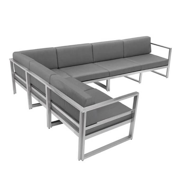 Диван, кресло Steel