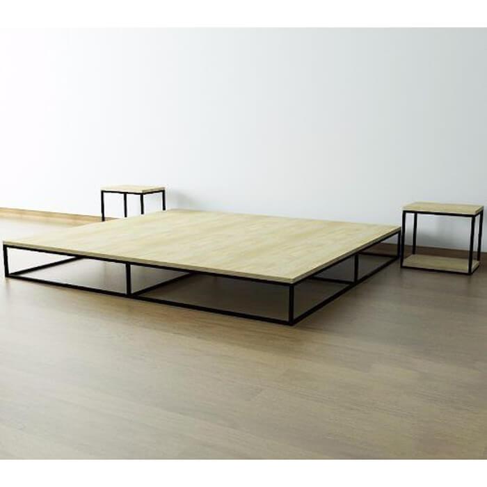Кровать Low