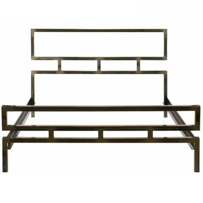 Кровать Steel