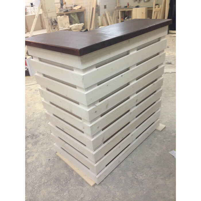 Ресепшн Plank