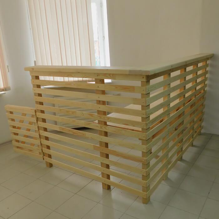 Ресепшн Plank Light